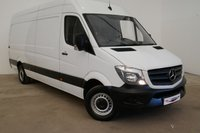 2015 MERCEDES-BENZ SPRINTER 2.1 313 CDI LWB 129 BHP  (ONE OWNER LOVELY LOW MILES) £12990.00