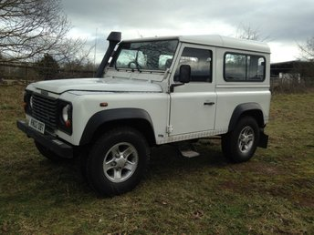 2002 LAND ROVER DEFENDER