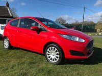 2015 FORD FIESTA 1.2 STYLE AIRCON ONE OWNER 58000 MILES VERY CLEAN CAR  £5295.00