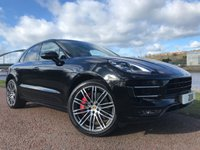 USED 2018 18 PORSCHE MACAN 3.6 TURBO PERFORMANCE PDK 5d AUTO 440 BHP **OVER £11000 WORTH OF OPTIONS**