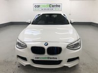 USED 2014 64 BMW 1 SERIES 2.0 120D M SPORT 5d 181 BHP