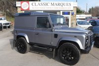 2012 LAND ROVER DEFENDER 2.2 TD HARD TOP 1d 122 BHP XS STYLE £24950.00
