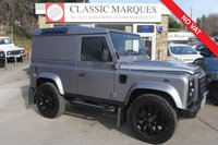 USED 2012 12 LAND ROVER DEFENDER 2.2 TD HARD TOP 1d 122 BHP XS STYLE