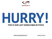 USED 2013 13 SKODA FABIA 1.2 SE TSI 5d 103 BHP