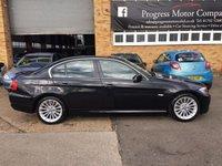 USED 2010 10 BMW 3 SERIES 3.0 325D SE 4d 202 BHP