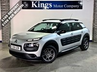 "USED 2016 16 CITROEN C4 CACTUS 1.2 PURETECH FEEL S/S 5dr 110 BHP £0 Tax, 65.7 MPG, 1 Owner FSH , SAVE £££££""S ON New Price !!!"