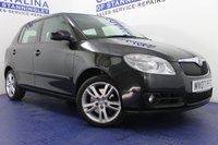 USED 2007 07 SKODA FABIA 1.9 LEVEL 3 TDI 5d 103 BHP FULL SKODA SERVICE HISTORY - HEATED SEATS - SUN ROOF - MASSIVE MPG - CD PLAYER - RADIO - AUX