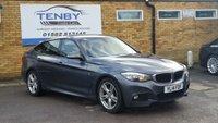 2014 BMW 3 SERIES 2.0 318D M SPORT GRAN TURISMO 5d AUTO 141 BHP £13984.00