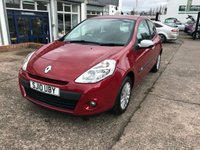 USED 2010 10 RENAULT CLIO 1.1 I-MUSIC 16V 3d 74 BHP FULL SERVICE HISTORY(7 STAMPS)-BLUETOOTH-ALLOYS-A/C-CD PLAYER