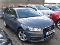 USED 2018 68 AUDI A1 1.0 SPORTBACK TFSI SPORT NAV 5d 93 BHP ANY PART EXCHANGE WELCOME, COUNTRY WIDE DELIVERY ARRANGED, HUGE SPEC