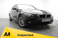 USED 2016 16 BMW 3 SERIES 2.0 320D ED PLUS 4d AUTO 161 BHP NAV - DAB RADIO - BLUETOOTH