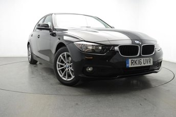 2016 BMW 3 SERIES 2.0 320D ED PLUS 4d AUTO 161 BHP £11895.00