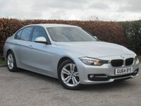 USED 2014 64 BMW 3 SERIES 2.0 320D SPORT 4d * SATELLITE NAVIGATION *  BLUETOOTH *