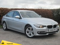 USED 2014 64 BMW 3 SERIES 2.0 320D SPORT 4d * SATELLITE NAVIGATION *  BLUETOOTH *