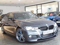 USED 2017 17 BMW 3 SERIES 2.0 330E M SPORT 4d AUTO 181 BHP M PERFORMANCE STYLING+RARE CAR
