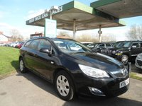 2011 VAUXHALL ASTRA 1.6 EXCLUSIV 5d AUTO 113 BHP ONE FORMER KEEPER £4495.00