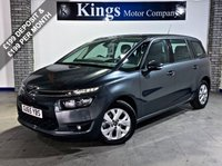 """USED 2015 65 CITROEN C4 GRAND PICASSO 1.6 BLUEHDI VTR PLUS 5dr MPV £0 TAX, 74.3 MPG, 7 Seat, 1 Own,FSH, SAVE £££££""""S ON New Price !!!"""