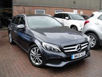 USED 2015 15 MERCEDES-BENZ C-CLASS 2.1 C250 BLUETEC SPORT PREMIUM 5d AUTO 204 BHP EURO 6 ANY PART EXCHANGE WELCOME, COUNTRY WIDE DELIVERY ARRANGED, HUGE SPEC