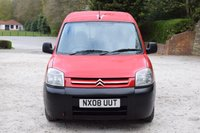 USED 2008 08 CITROEN BERLINGO 1.6 600 ENTERPRISE SWB H/C HDI  90 BHP