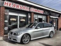2007 BMW 3 SERIES 2.0 318I M SPORT TOURING 5d 128 BHP £3500.00