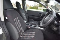 USED 2012 12 NISSAN QASHQAI 1.6 VISIA IS DCIS/S 5d 130 BHP