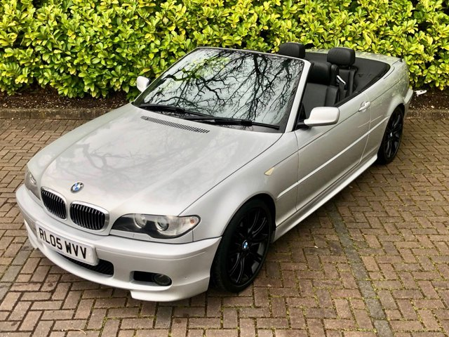 2005 05 BMW 3 SERIES 330CI SPORT Convertible 2d AUTO 3.0L 228BHP Px swap