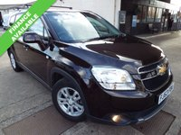 USED 2013 63 CHEVROLET ORLANDO 2.0 LT VCDI 5d AUTO 161 BHP