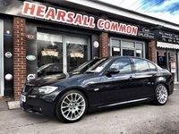 USED 2008 08 BMW 3 SERIES 2.0 320D EDITION M SPORT 4d AUTO 174 BHP