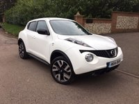 2014 NISSAN JUKE 1.5 DCI N-TEC 5d 109 BHP PLEASE CALL TO VIEW £8250.00