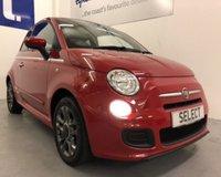 2014 FIAT 500 1.2 S 3d 69 BHP £4999.00