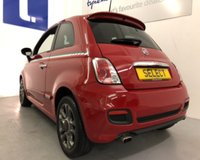USED 2014 63 FIAT 500 1.2 S 3d 69 BHP Just 1 Owner With Only 35,000 Miles £30 Year road tax-air conditioning,blue tooth,alloy wheels-£4999 - £500 Minimum part exchange allowance leaves a balance to pay after Minimum allowance of ONLY £4499 LOW RATE Finance Available please ring for further details on 0191 2581948
