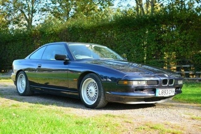 View our BMW 8 SERIES