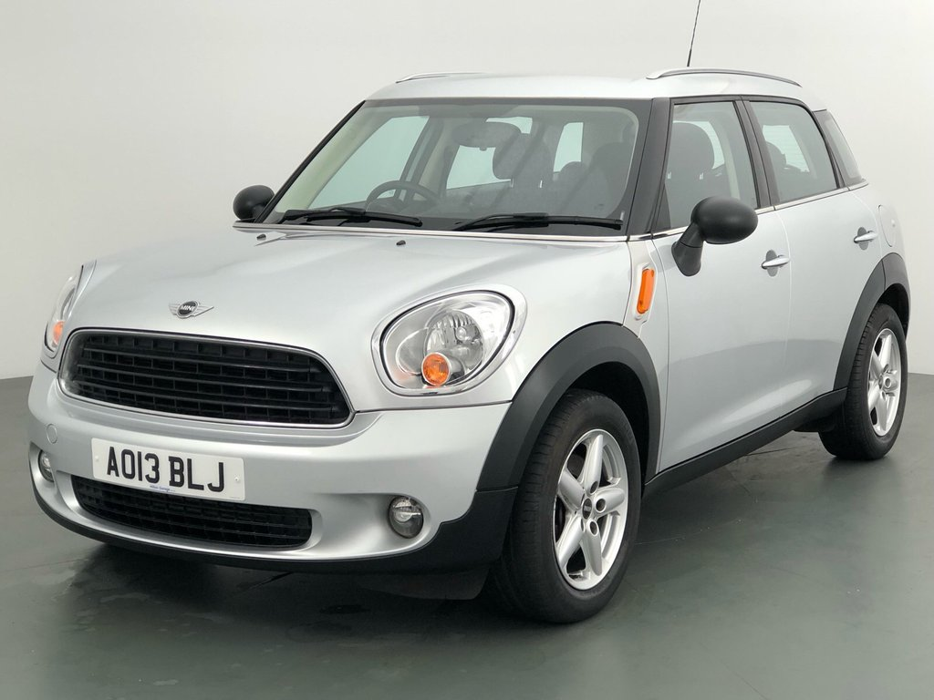 USED 2013 13 MINI COUNTRYMAN 1.6 ONE D 5d 90 BHP