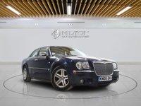 USED 2006 06 CHRYSLER 300C 3.5 V6 RHD 4d 250 BHP SAT NAV | LEATHERS | ALLOYS