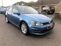 USED 2013 13 VOLKSWAGEN GOLF 1.6 SE TDI BLUEMOTION TECHNOLOGY 5 Door