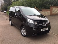 2015 NISSAN NV200 1.5 DCI ACENTA COMBI 5d 90 BHP 7 SEATS PLEASE CALL TO VIEW £9950.00
