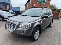 USED 2009 09 LAND ROVER FREELANDER 2.2 TD4 E GS 5d 159 BHP Great Example Freelander 2