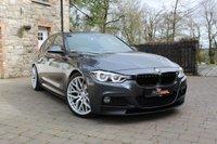USED 2016 16 BMW 3 SERIES 3.0 330D M SPORT 4d AUTO 255 BHP FULL M PERFORMANCE KIT