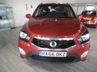 USED 2017 66 SSANGYONG MUSSO 2.2 EX AUTO