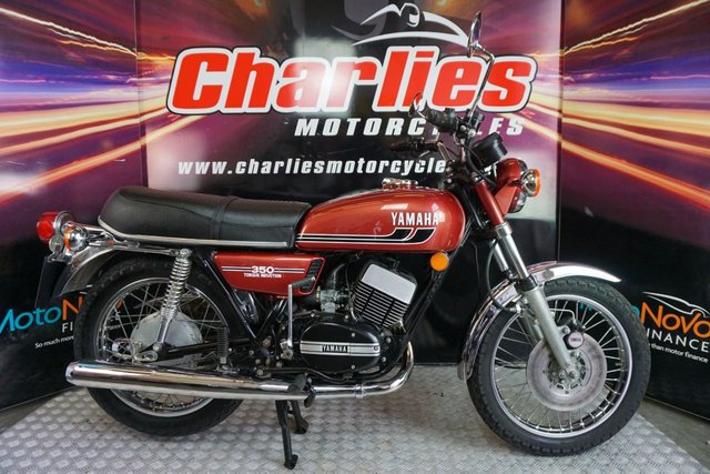 View our YAMAHA RD 350 R