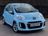 2014 CITROEN C1 1.0 EDITION 5d 67 BHP £4495.00