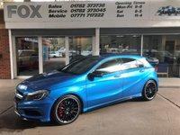 2015 MERCEDES-BENZ A-CLASS 2.0 A45 AMG 4MATIC 5d AUTO 360 BHP £24495.00