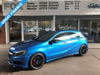 USED 2015 15 MERCEDES-BENZ A-CLASS 2.0 A45 AMG 4MATIC 5d AUTO 360 BHP MERCEDES-BENZ A CLASS 2.0 A45 AMG 4MATIC 5d AUTO 360 BHP