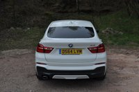 USED 2014 64 BMW X4 2.0 XDRIVE20D M SPORT 4d 188 BHP BIG SPEC REV CAMERA