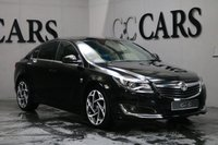 USED 2016 66 VAUXHALL INSIGNIA 2.0 SRI NAV VX-LINE CDTI ECOFLEX S/S 5d 167 BHP 1 Owner, Excellent Fuel Economy, VXR Styling and a High Level of Equipment. Finished in Mineral Black with 19 Inch Alloy Wheels, Front Lower Spoiler, Rear Spoiler and Side Sills. Sophisticated Technology Includes. Front and Rear Park Distance Control with Reverse Camera, Voice Control, Satellite Navigation, Bluetooth Connectivity, DAB Radio, Leather Multi Function Steering Wheel, Cruise Control, Climate Control, 4 way Electrically Adjustable Lumbar Support,