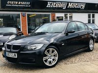 USED 2007 57 BMW 3 SERIES 320I M SPORT 2.0 150bhp