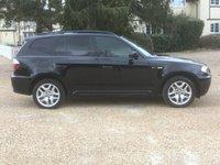 USED 2006 56 BMW X3 2.0 D M SPORT 5d 148 BHP