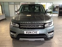USED 2014 14 LAND ROVER RANGE ROVER SPORT 3.0 SDV6 HSE 5d AUTO 288 BHP 7 SEATER 7 seats 499pm 2 year warranty