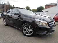 USED 2014 64 MERCEDES-BENZ A-CLASS 1.5 A180 CDI BLUEEFFICIENCY SPORT 5d 109 BHP FULL MERCEDES SERVICE HISTORY