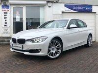 2013 BMW 3 SERIES 3.0 330D XDRIVE LUXURY 4d AUTO 255 BHP £12975.00